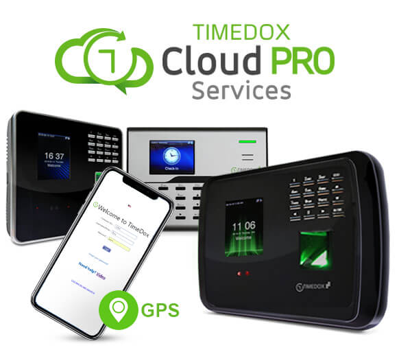 Biometric Time Clock Attendance Software | Timedox